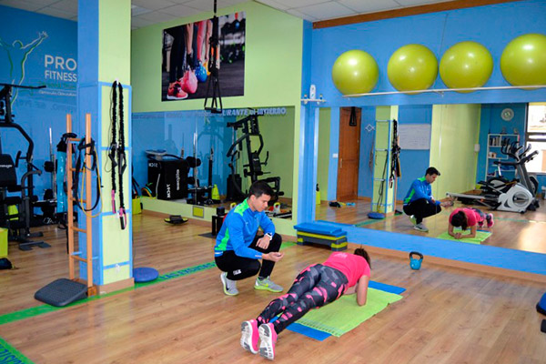 sello pro fitness merida