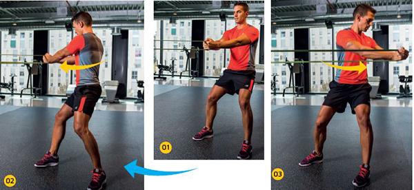 ejercicios de abdomen para mujeres rotacion