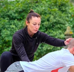 Blanca Cabrera entrenadora personal